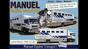 Manuel Horse Transport
